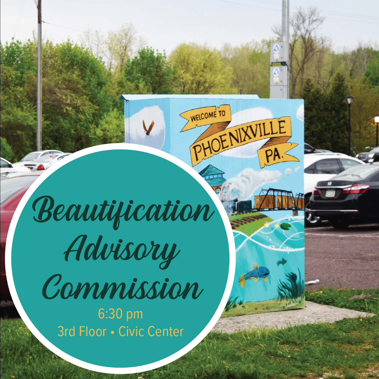 Beautification Advisory Commission Meeting