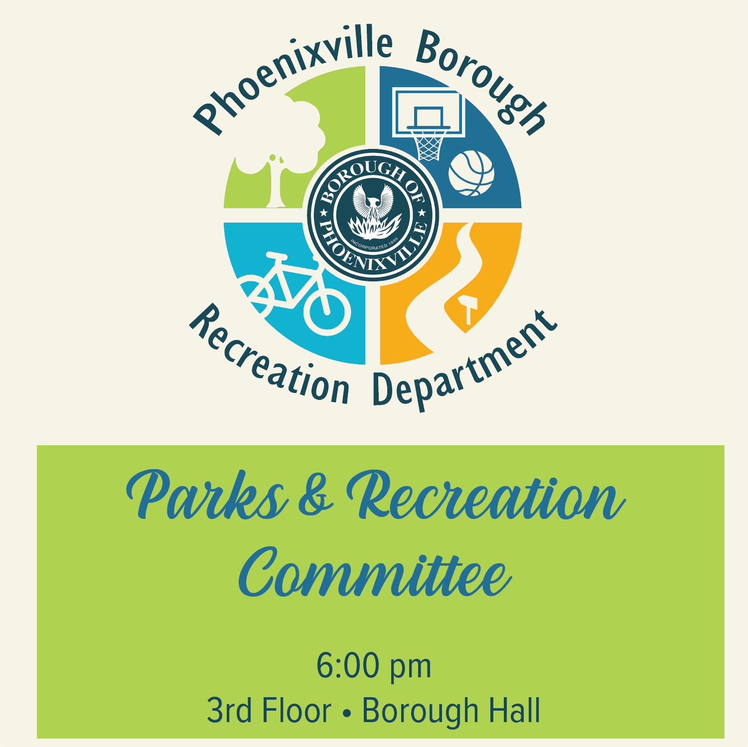 PARKS AND RECREATION COMMITTEE MEETING