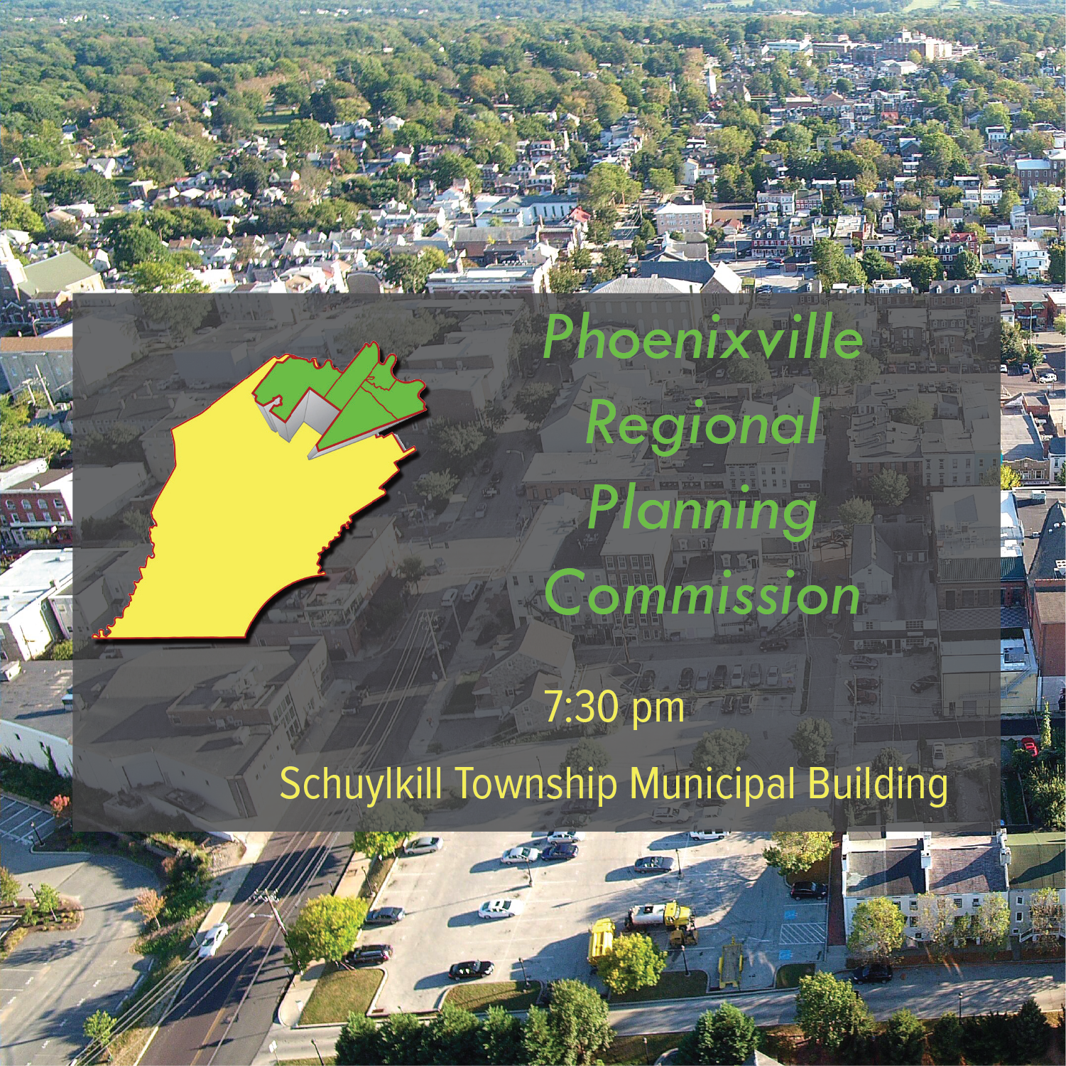Phoenixville Regional Planning Committee Meeting