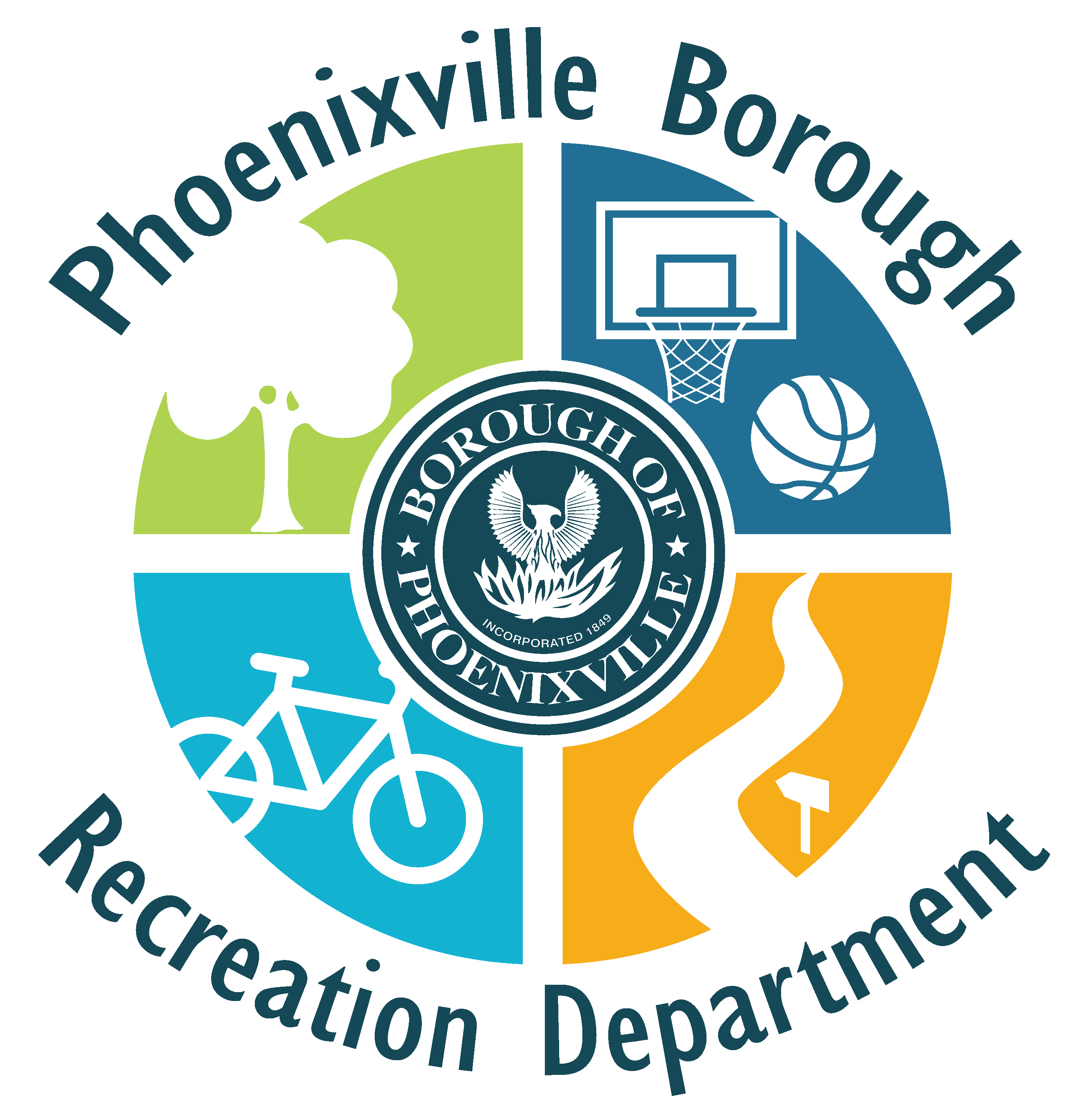 Borough Parks & Recreation Logo