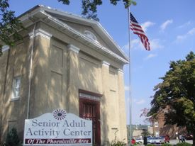 Phoenixville Area Senior Center