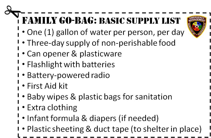 Family Go-Bag Basic Supply List (JPG)