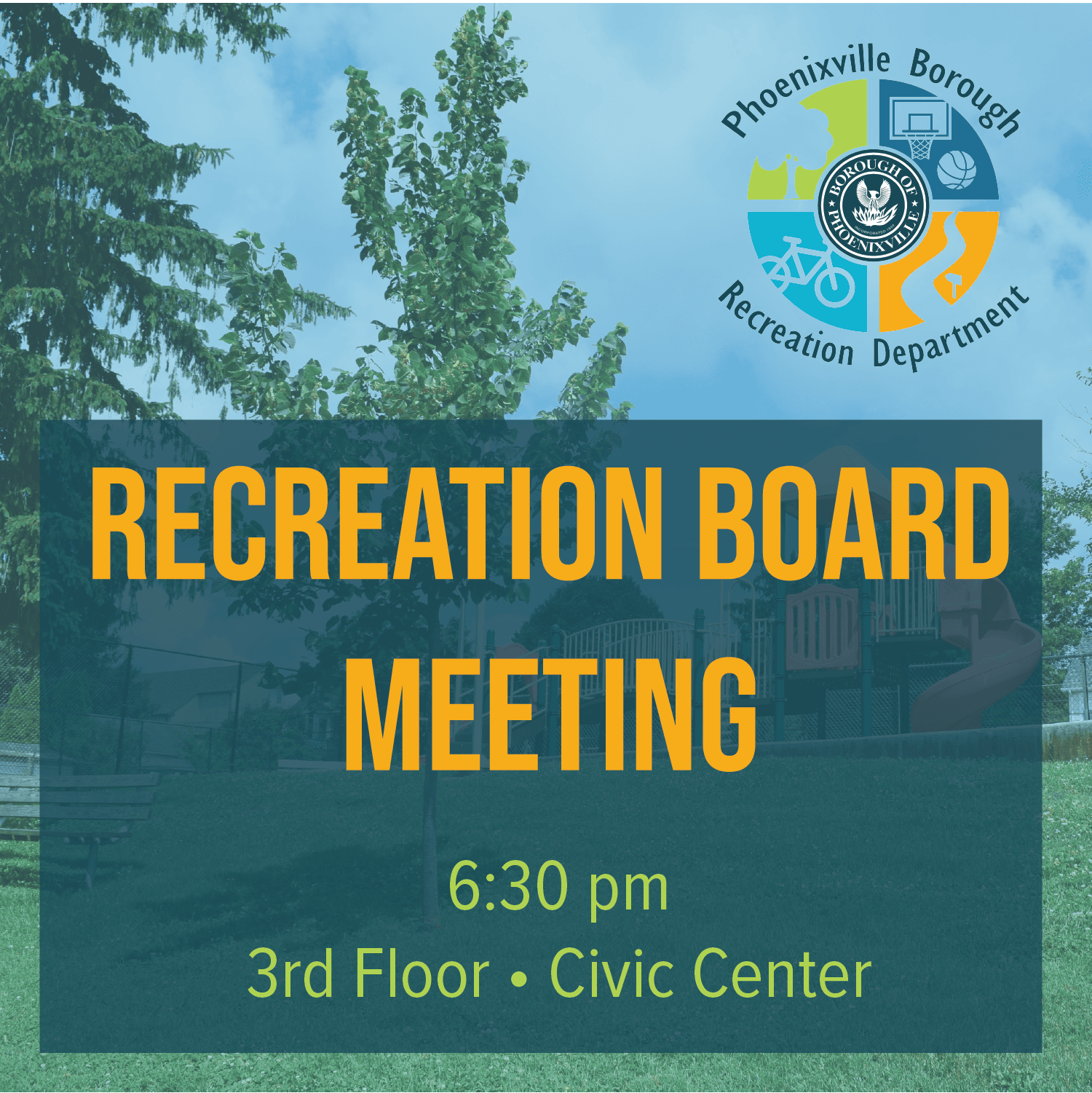 Recreation Board Meeting