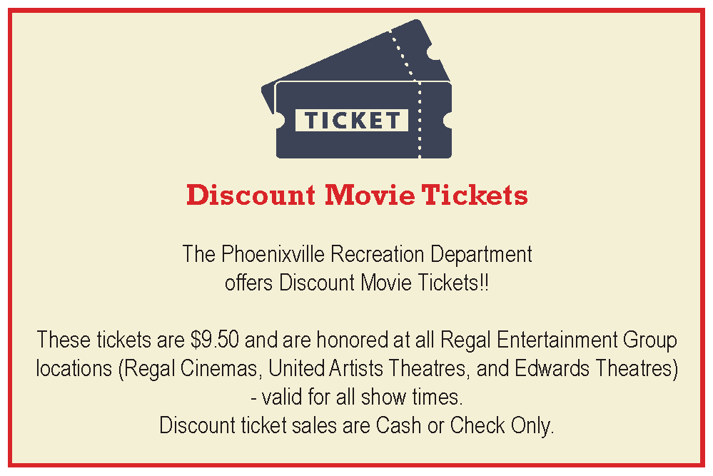 Discount Movie Tickets